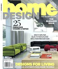 Good Home Design Magazines by Decorations Home Interior Magazines Magnificent Ideas Magazine