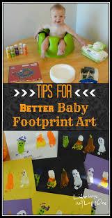 halloween crafts for babies 164 best finger paint ideas images on pinterest footprint crafts