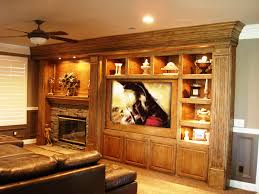 black entertainment center with electric fireplace home