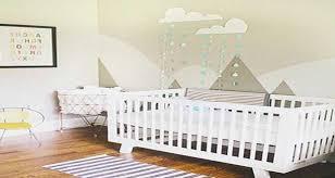 chambre mixte enfant deco chambre mixte fille garcon 3 la qualit233 de la peinture
