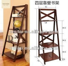 Wooden Bookshelf Ladder Wooden Bookcase Wooden Bookshelf Bookcase Shelf Buy