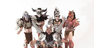 Gwar And Mortal Kombat Let There Be Blood And Metal Dhtg