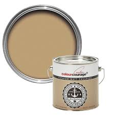 oleum rust oleum mustard chalky matt furniture paint 125 ml rust