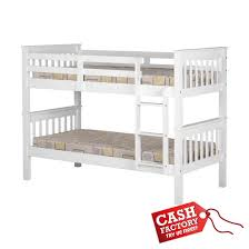 3ft Bunk Beds Neptune 3ft Bunk Bed Including Mattresses Factory Furniture
