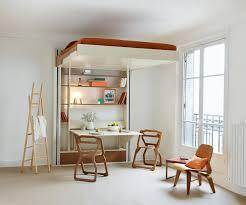 bureau escamotable mural lit escamotable avec bureau lit amovible mural el bodegon