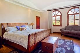 Spanish Style Bedroom by Spanish Style Home In Gated Community Villa Real In Santa Ana