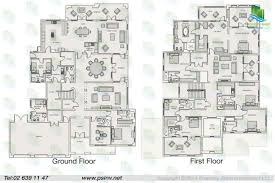 villa floor plans floor plans saadiyat villa buy rent 1 2 3 4 5 bedroom