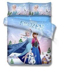 Frozen Comforter Set Full New Arrival Frozen Bedding Twin Full Size Duvet Cover Set For Kids