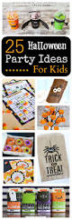 25 halloween party ideas for kids halloween parties