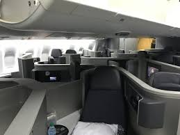 Boeing 777 Interior American Airlines Business Class Boeing 777 200 Los Angeles Lax To