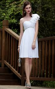white cocktail dresses are confidence to wear in a party dresscab