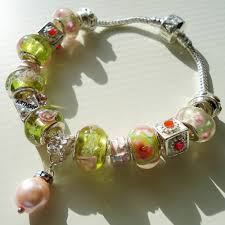 sterling silver european bead bracelet images Sterling silver murano bead european bracelet 131 gifts for my JPG