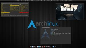Awn Linux Archlinux By Uncoder On Deviantart