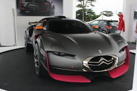 ds survolt interior new 2014 citroen ds wild rubis concept is to the french car