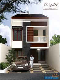 desain rumah lebar 6 meter rumah minimalis 2 lantai alparsa
