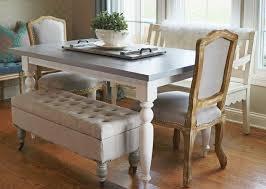 kitchen tables furniture kitchen table makeover hometalk