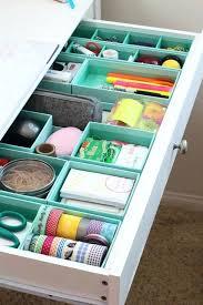 desk drawer organizer tray desk diy office organization ideas plastic desk drawer organizer