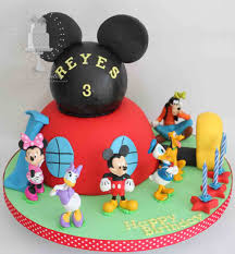 mickey mouse clubhouse birthday cake delectable delites mickey mouse clubhouse cake for reyes s 3rd