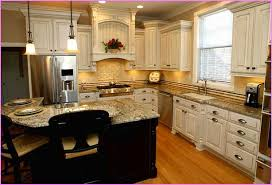 kitchen paint colors with oak cabinets and black appliances home