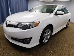 2012 used toyota camry 4dr sedan i4 automatic se at north coast