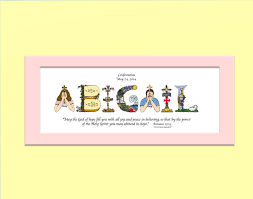 confirmation gifts catholic confirmation gifts for and boys personalized matted