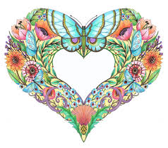 open hearts coloring pages adults 10 emerlyearts