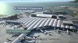 hong kong international airport master plan 2030 youtube