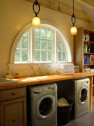 Diy Laundry Room Decor by 10 Clever Storage Ideas For Your Tiny Laundry Room Hgtv U0027s
