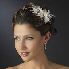 feather headbands band floral feather accented headband dh049 128 00