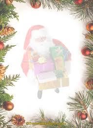 Printable Santa List Templates Christmas Printouts Stationery And Letterheads