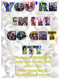 yearbook sale yearbook on sale now wusd