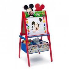 bureau enfant mickey meuble enfant lit table de chevet et meuble de rangement mickey