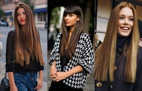 haircut for long straight hair 2017 mesmerizing jet black