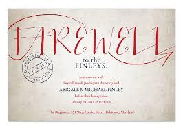 farewell card template word farewell invitation wording southernsoulblog com