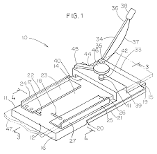 Vertical Blind Replacement Parts Patent Us6644160 Vertical Blind Cutting And Hole Punching