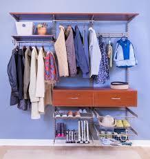 no closet solution organized living home storage solutions