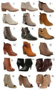 womens boots types choosing the right pair of ankle boots putting me together