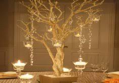 Manzanita Branches Centerpieces Amazing Gold Table Centerpieces Gold Manzanita Branch Centerpieces