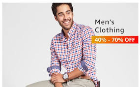 men s fashion sale great deals discounts on fashion products online