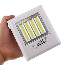 cob led wireless night light with switch cob led night light wireless magnetic cordless ls with adjustable