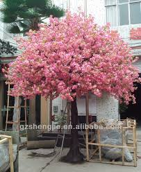 indoor and outdoor decorative japanese cherry blossom tree
