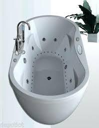 sapphire 5 ft air bath tubair jet vs water bathtubs whirlpool tubs