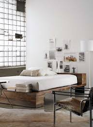 best 25 wooden beds ideas on pinterest simple wood bed frame