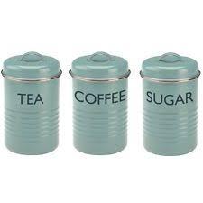 vintage kitchen canister enamel kitchen canister sets ebay