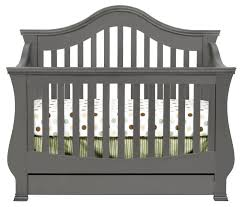 Convertible 4 In 1 Cribs Million Dollar Baby Ashbury 4 In 1 Crib Manor Grey N Cribs
