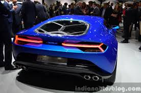 lamborghini asterion side view lamborghini asterion rear angle at the 2014 paris motor show