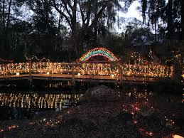 Florida travel light images Rainbow springs state park is a magical place for christmas in florida jpg