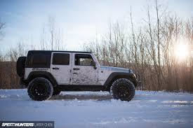 jeep snow having fun in the snow u0026 mud speedhunters