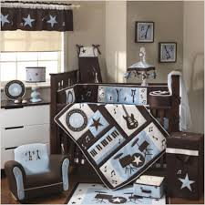 baby theme ideas magnificent grey baby boy bedroom theme ideas with guitar poster