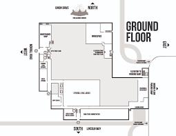 building floor plan building maps memorial union